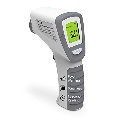 Wide Plus Digitalehead Thermometer