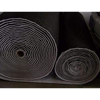 """3M Thinsulate Acoustic/Thermal Insulation SM400L (20' x 60""""): Arts, Crafts & Sewing"""