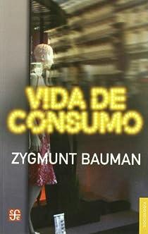Vida de consumo par Bauman
