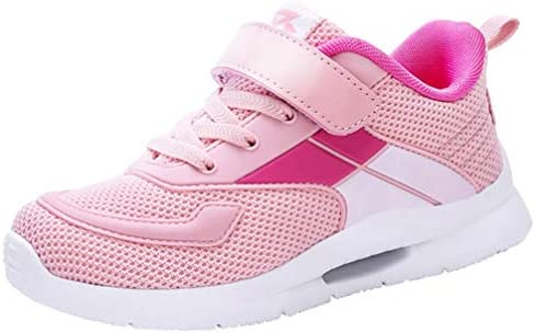 キッズスニーカー 子供靴 チャイルド ジュニア 軽量 柔軟性 通気性 運動靴 通学 通園 男の子女の子 ランニングシューズ テニスシューズ