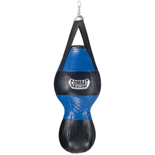 Combat Sports Double-End Heavy Bag (45 -Pound) (Heavy Bag Ended Double)
