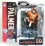 McFarlane Toys NFL Sports Picks Series 13 Action Figure Carson Palmer (Cincinnati Bengals) Orange Jersey Variant