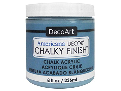 Colonial Finish - DecoArt Ameri Americana Decor Chalky Finish 8oz Colonial