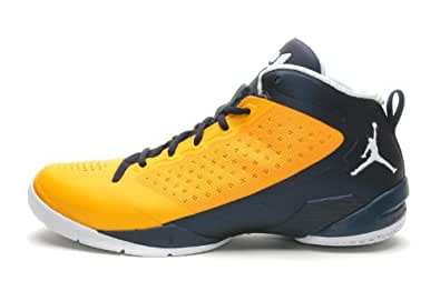 Air Jordan Fly Wade 2 (College Collection) - University Gold / Obsidian-White, 10 D US