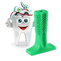 MINGPINHUIUS Dog Chew Toys Pet Toothbrush for Dog Puppies Better Brush Teeth (Small)