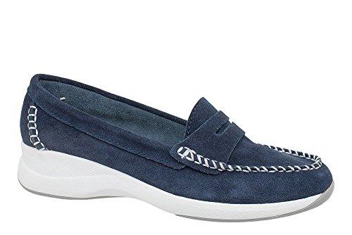 Damenmokassins T 5 6 Shoes Größe Blau Pq5Yw