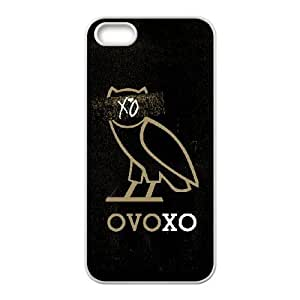 iPhone 5, 5S Case Cell phone Case Drake Ovo Owl Plastic Vyjc Durable Cover