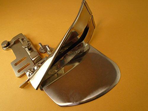 [해외]NGSEW Pfaff Viking Juki 싱어 Raw Plain Two Fold 스윙 어웨이 조정 가능한 테이프 바이어스 바인더 1/NGOSEW Pfaff Viking Juki Singer Raw Plain Two Fold Swing Away Adjustable Tape Bias Binder 1