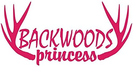 Country Girls Vinyl Vehicle Truck Graphic Sticker Backwoods Princess Decal
