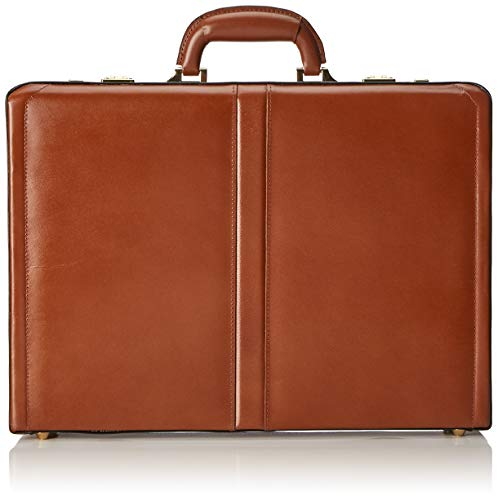 McKlein USA Reagan Leather Attache Case ()