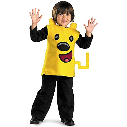 Wubbzy Toddler Costume - Toddler Medium -