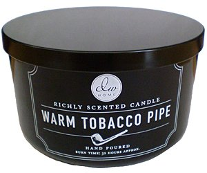 decoware-richly-scented-warm-tobacco-pipe-3-wick-candle-in-glass