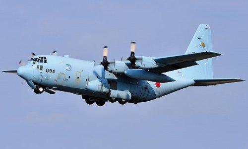 ハセガワ 1/200 C-130H ハーキュリーズ 航空自衛隊コンボ 10699