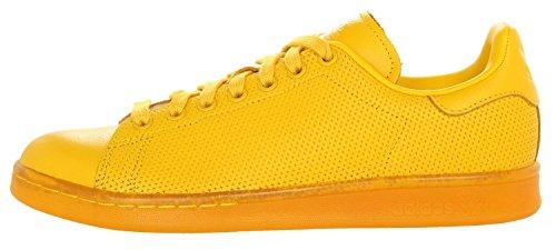 Adidas Sneaker STAN SMITH ADICOLOR S80247 Gelb Gelb, Schuhgröße:39 1/3