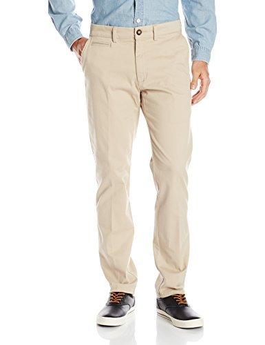 LEE Men's Super Soft Slim Fit Chino, Sahara, 38W x -