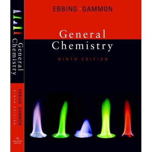 General Chemistry Ninth Edition