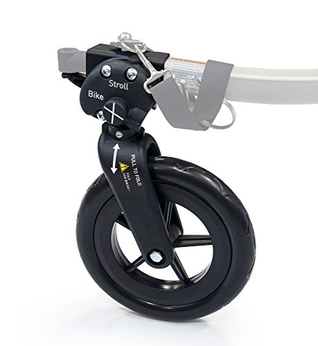 Burley Design One-Wheel Stroller Kit, One Size (Best E Bike Conversion Kit 2019)