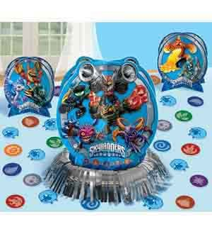 Skylanders Evergreen Table Deco Kit [Contains 2 Manufacturer Retail Unit(s) Per Amazon Combined Package Sales Unit] - SKU# 281328