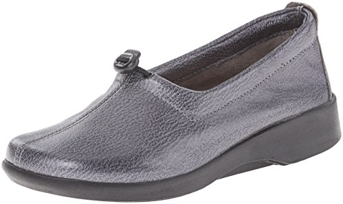Arcopedico Women's Queen II Walking Shoes,Pewter,42 M EU