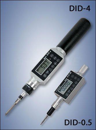 Four Cedar (DID-4 Cedar Digital Torque Screwdriver with Memory & USB Data Output , 35 lb-in Capacity, 0.20~35.00 lbf-in Measuring Range)