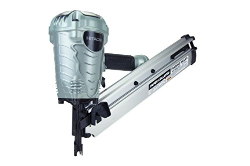 Hitachi NR90ADS1 2 inch to 3-1/2 inch Paper Collated Framing Nailer