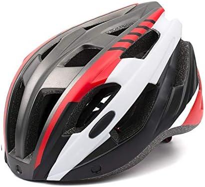 TKXZM para Mujer Cascos De Bicicleta Casco Bicicleta Gafas ...