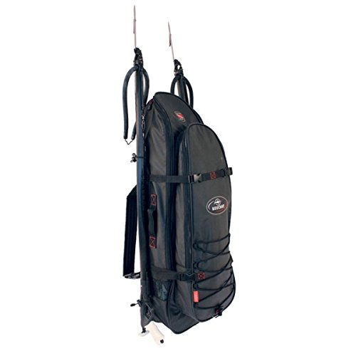 Beuchat Mundial Long Fin Spearfishing Backpack With Insulated Cooler Compartment