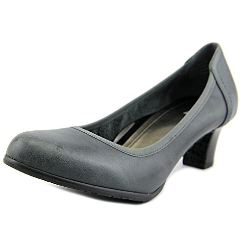 Ros Hommerson Women's Halo Pump,Grey Burnished Leather,US 6 N -