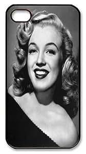 Monroe Marilyn iPhone 4,4S Case, New Design Case
