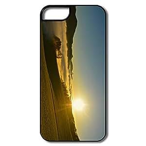 Geek Sunrise IPhone 5/5s Case For Friend by runtopwell