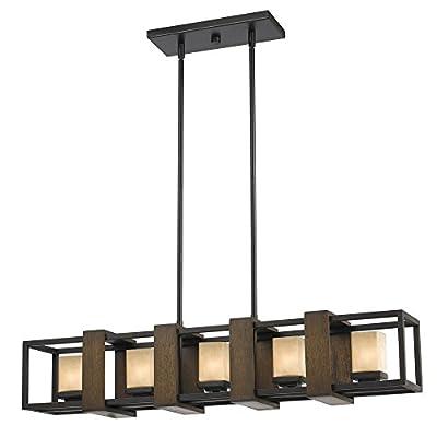 Cal Lighting FX-3588-5 Close to Ceiling Light Fixture