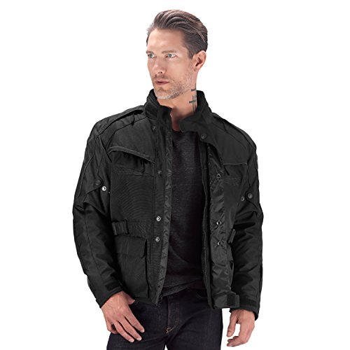 Viking Cycle Enforcer Armored Adventure Touring Textile ...