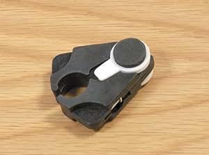 Soporte tipo clip para bastón o muleta