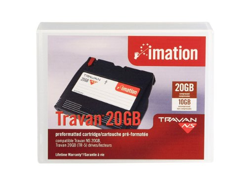 Data Cartridge IMATION Travan 20GB