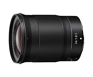 Nikon NIKKOR Z 24mm f/1.8 S Nikon Nikkor Z 24mm f/1.8 S Lens Nikon Nikkor Z 24mm f/1.8 S Lens, Black (JMA103DA)