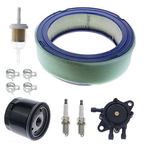 ANTO 394018S 272490S Air Filter 691035 Fuel Filter 492932S Oil Filter for Briggs & Stratton Vanguard V-Twin 12.5-21hp