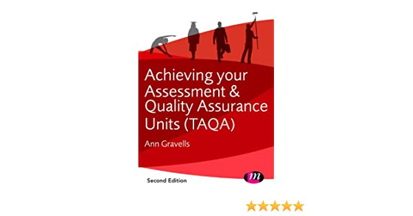 Amazon achieving your assessment and quality assurance units amazon achieving your assessment and quality assurance units taqa further education and skills ebook ann gravells kindle store fandeluxe Choice Image