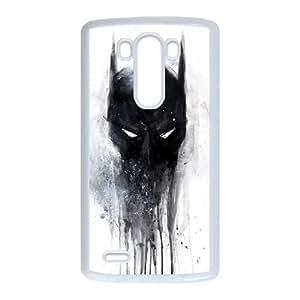Batman LG G3 Cell Phone Case White yyfabc_125233