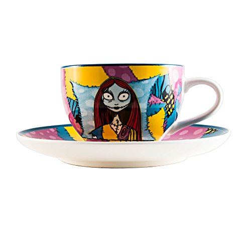 Cool Nightmare Before Christmas Gifts: Disney NBTC1 Nightmare Before Christmas Jack And Sally Set