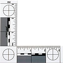 Crime Scene Photomacrographic Scales (No.2-Inches)