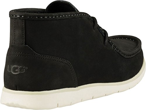 Hendrickson Chukka Black Men's Boot UGG Leather S7q5wyE