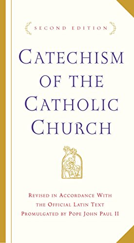 Catechism of the Catholic Church: Second Edition (Best Roman Catholic Bible)