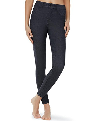Jean Gris 6938 Femme Push Calzedonia Up qxw8575Z