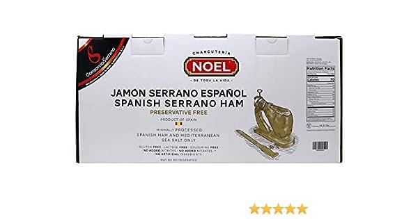 Noel Spanish Serrano Ham