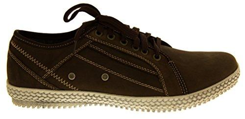 Punta Marrone chiusa Studio Footwear marrone uomo F8wR5qxA