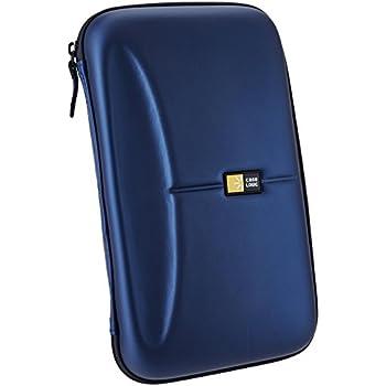 Case Logic CDE-72 72 Capacity Heavy Duty CD Wallet (Blue)