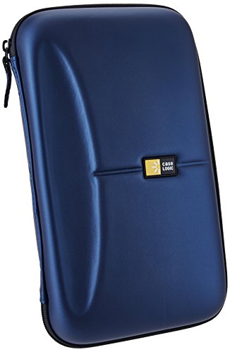 Case Logic CDE-72 72 Capacity Heavy Duty CD Wallet (Blue)