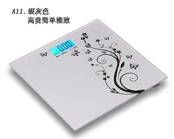 ZhangTianShi Báscula de baño Inicio Balanzas electrónicas Básculas de cuerpo Básculas de peso Básculas electrónicas de