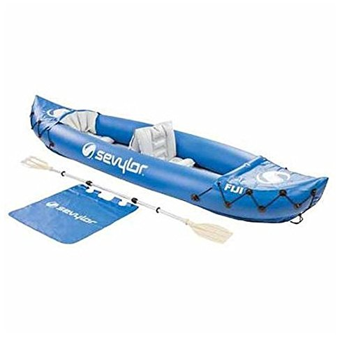 Sevylor Fiji Kayak Travel Inflatable Pack by Sevylor