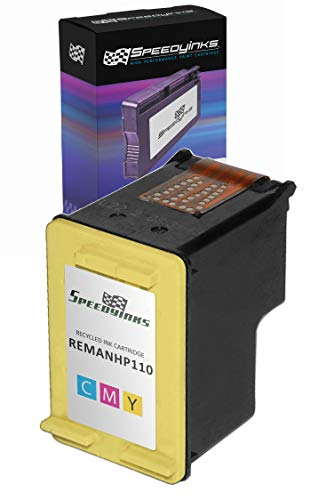 Speedy Inks Remanufactured Ink Cartridge Replacement for HP 110 (Tri Color)